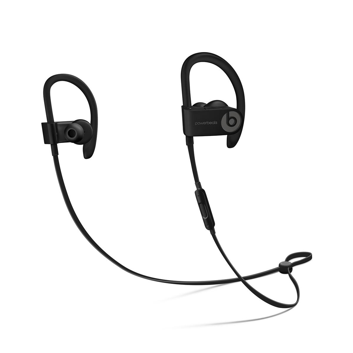 Beats Powerbeats3 Wireless bezdrátová sluchátka do uší černá