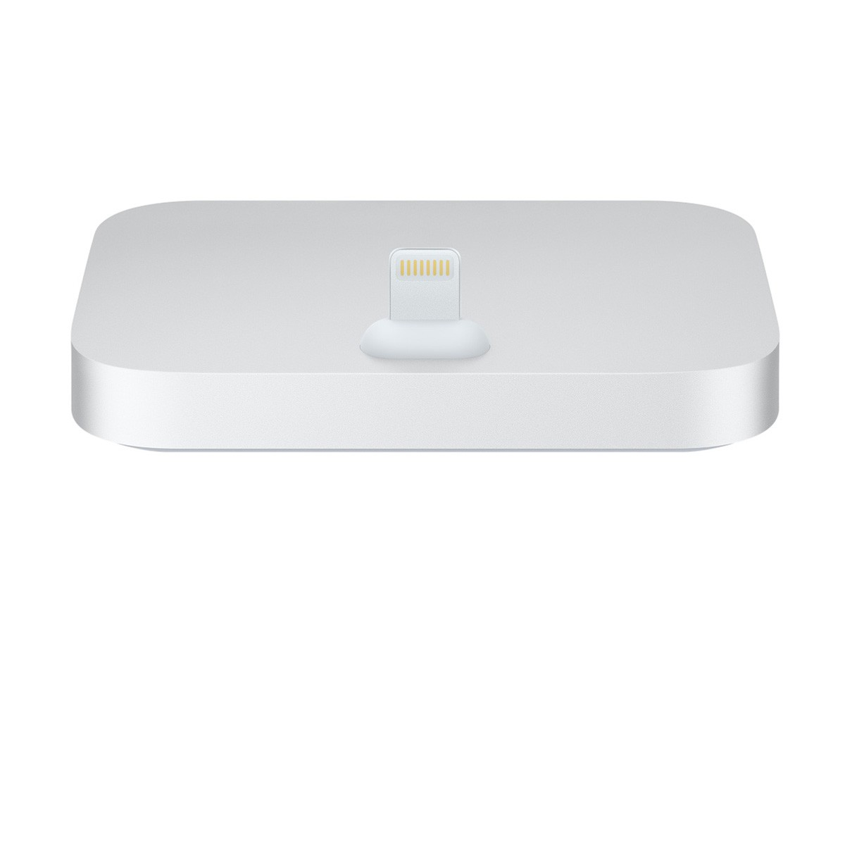 Dokovací stanice Apple iPhone Lightning Dock stříbrný