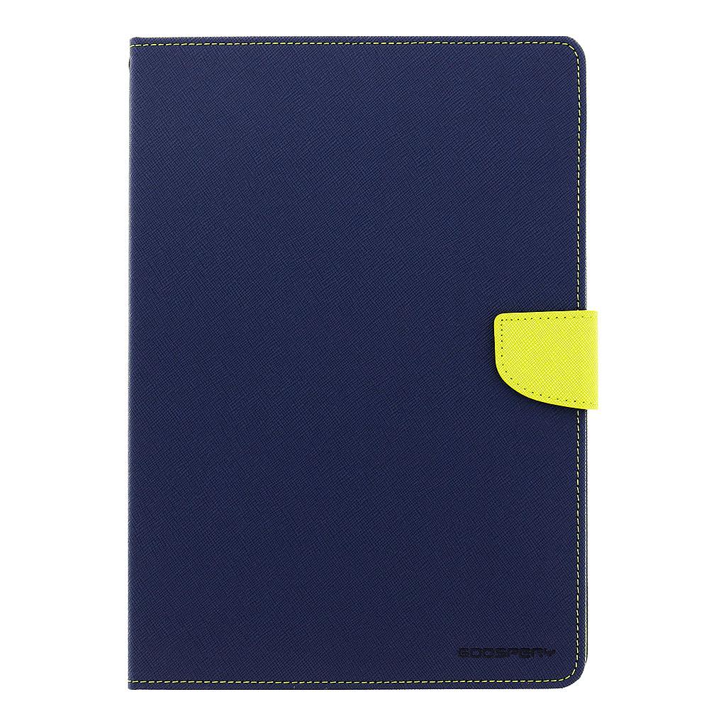 Pouzdro Mercury Fancy Diary pro iPad Air Navy/Lime