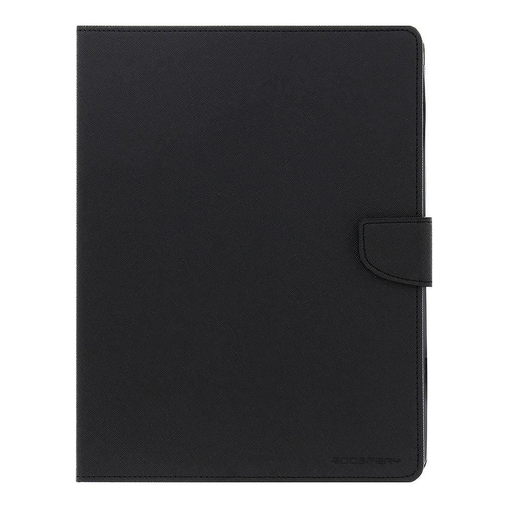 Pouzdro Mercury Fancy Diary pro iPad 2/3/4 Black