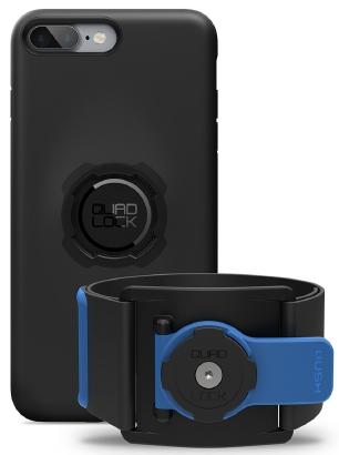 Sportovní držák na ruku Quad Lock Run Kit - iPhone 7+