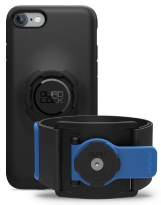 Sportovní držák na ruku Quad Lock Run Kit - iPhone 7
