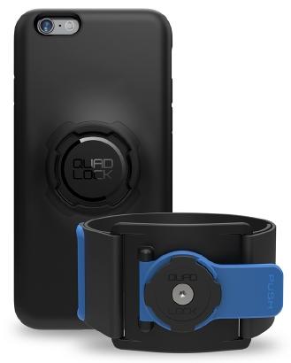 Sportovní držák na ruku Quad Lock Run Kit - iPhone 6/6s