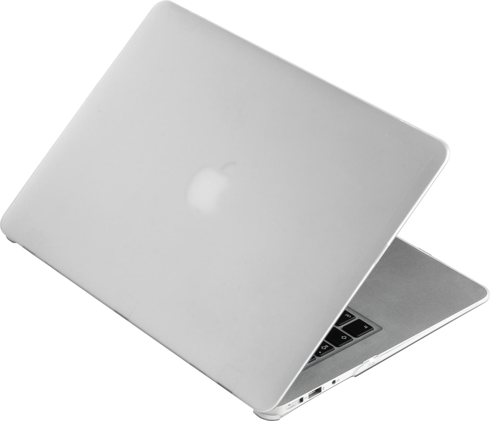 "eSTUFF MacBook Air 11"" Transparent Frosted – kryt"