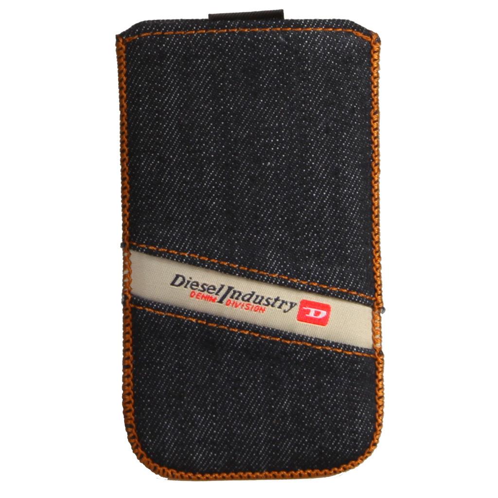 Pouzdro/Kapsa Diesel original, jeans – univerzální