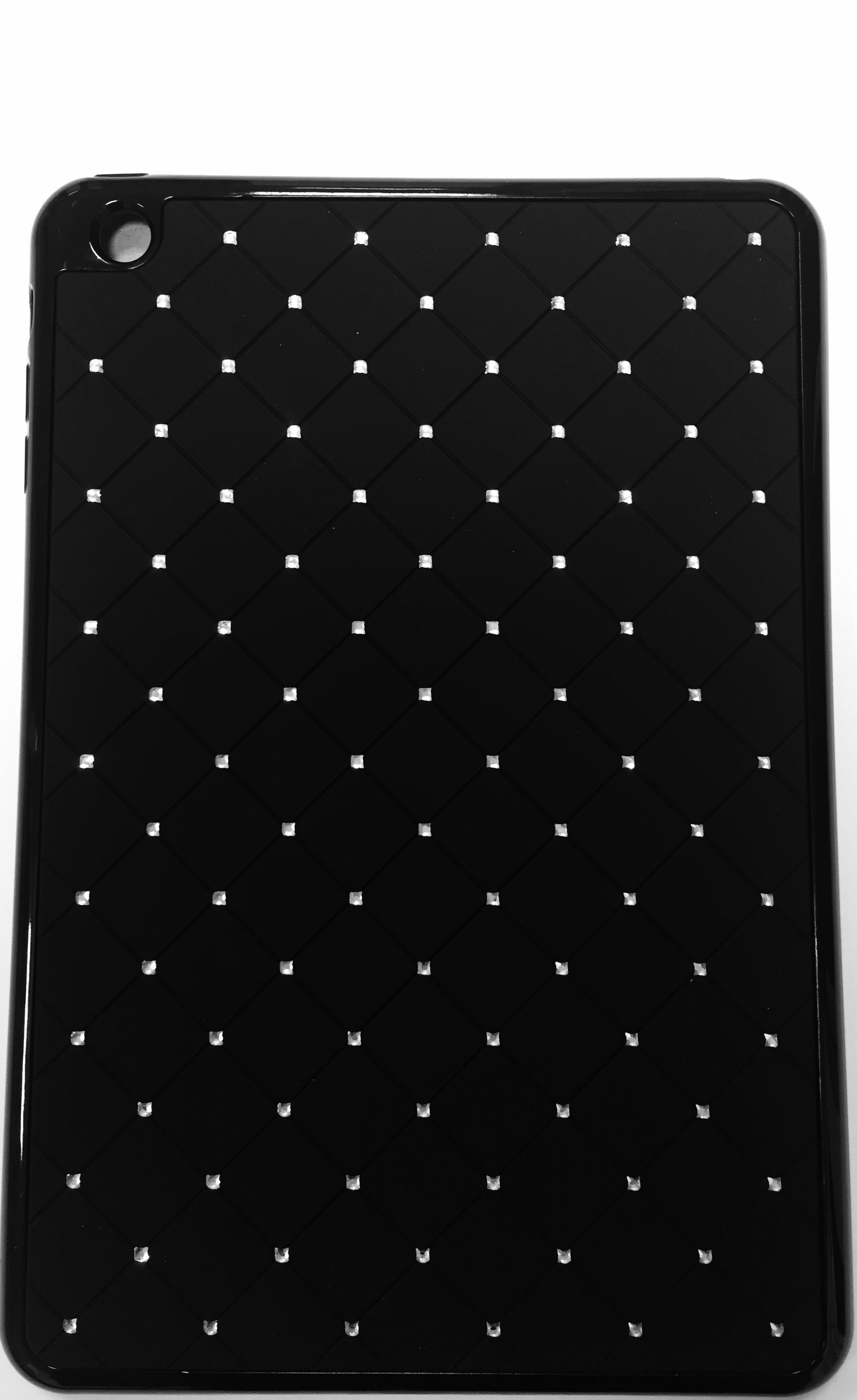 Kryt Crystal Black pro iPad Mini 1, 2 a 3 (i retina)