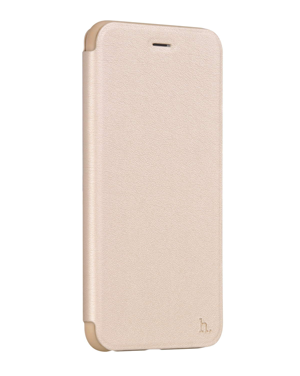 Pouzdro HOCO Nappa Leather – Gold pro Apple iPhone 6/6S