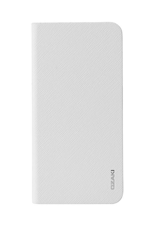 Pouzdro Ozaki O!coat 0.3 + folie zdarma, white - pro iPhone 6/6s