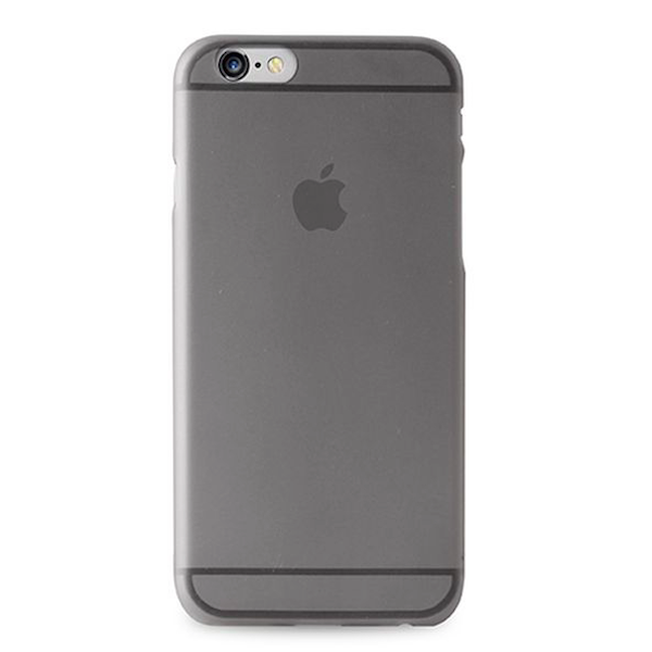 Kryt PURO Smartline Ultraslim Space Grey 0,3mm Case pro iPhone 6s/6 + fólie ZDARMA