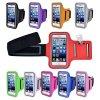 Sportovní pouzdro (armband) pro iPhone 5/5S/5C/SE (Barva Bílý)