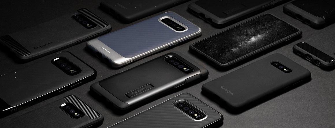 Pouzdra a obaly Spigen na Samsung a iPhone