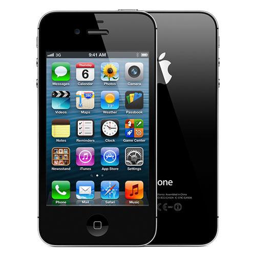 Ochranné tvrzené sklo na iPhone 4 / 4S