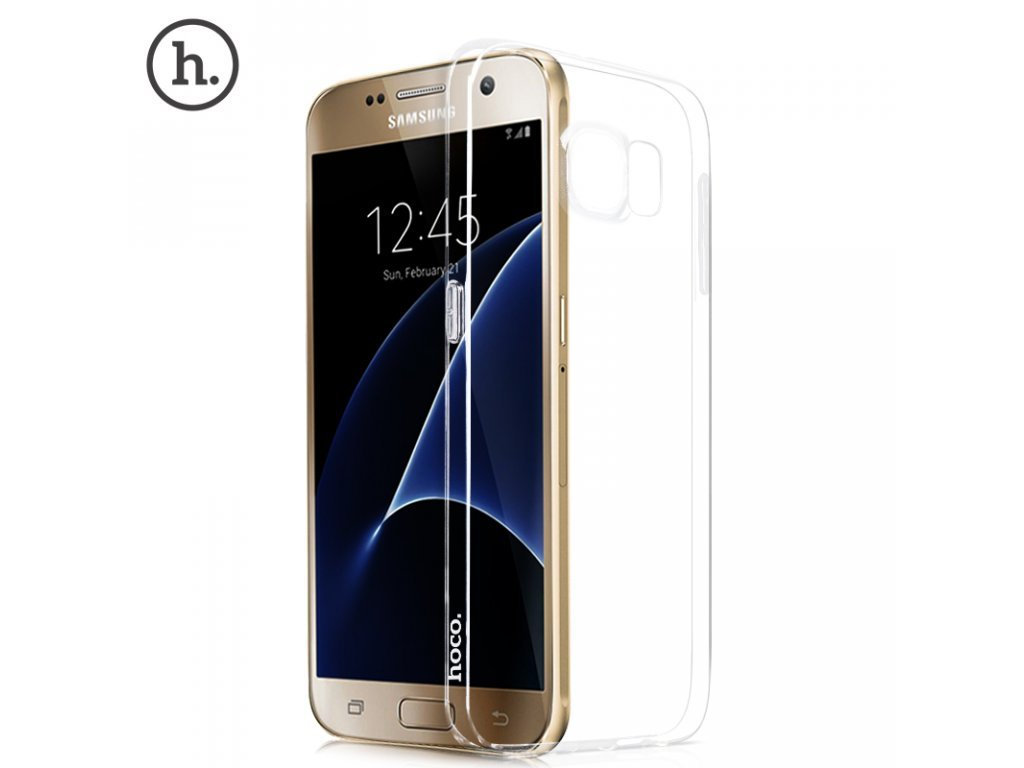 1033 pruhledny obal hoco pro samsung galaxy s7