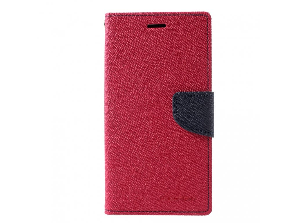 Růžové flipové pouzdro Mercury Fancy Diary pro Samsung Galaxy J7 (2017)