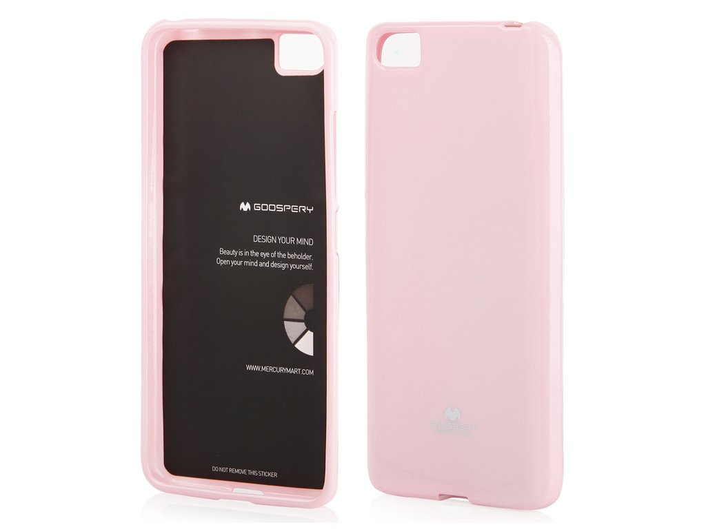 eng pl MERCURY JELLY CASE Xiaomi Mi6 pink 350059 1