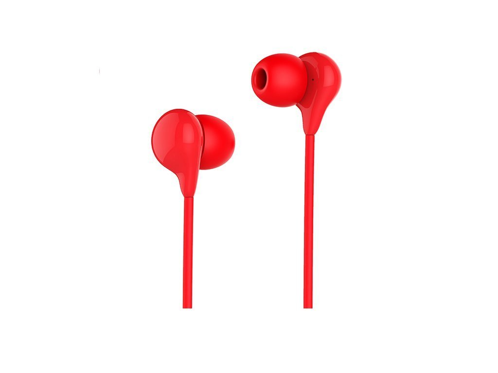 sluchatka hoco m13 candy red krytnamobil cz (1)