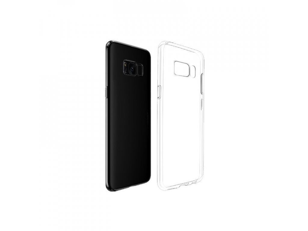 hoco light series tpu case for samsung galaxy s8 transparent krytnamobil cz1