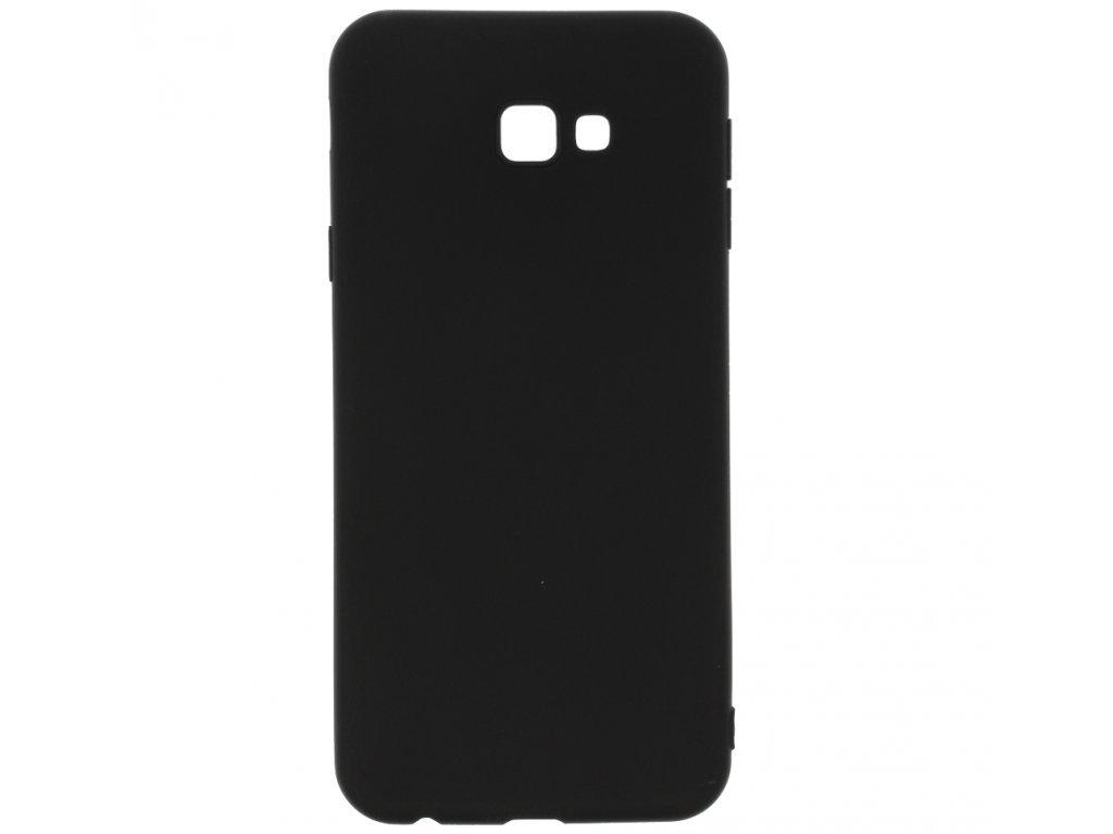 Černý obal MERCURY pro Samsung Galaxy J4 PLUS (2018)