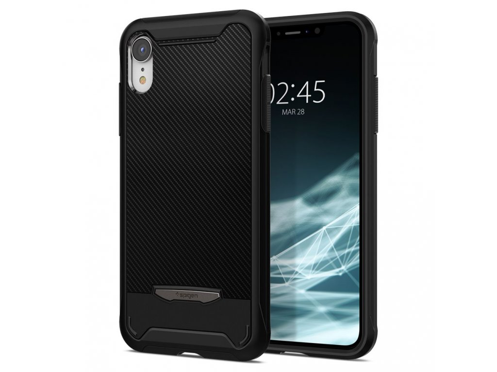 pouzdro SPIGEN HYBRID NX Iphone XR