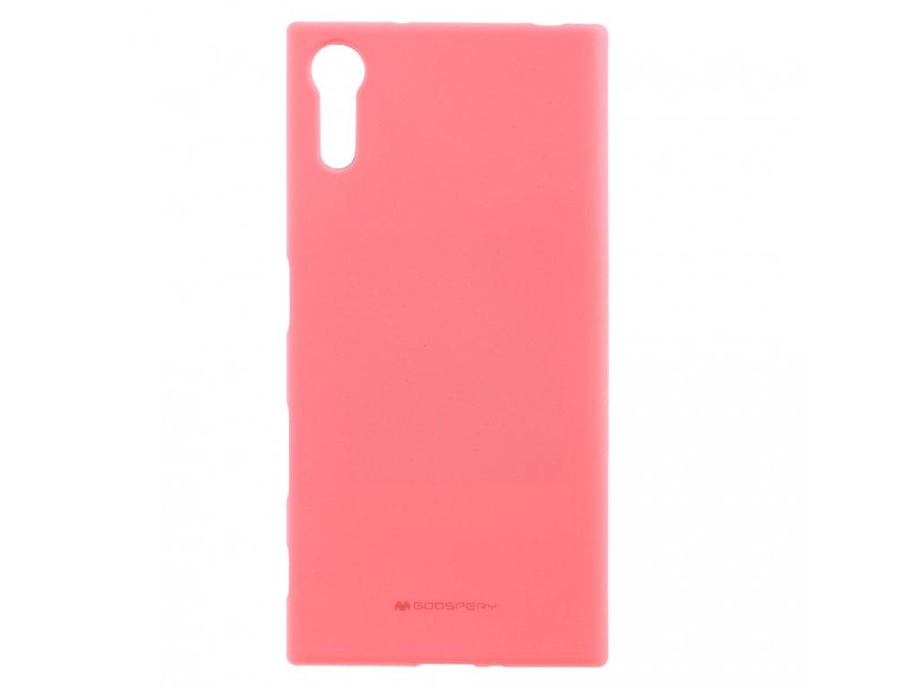 Růžový obal Mercury pro Samsung Galaxy A9 (2018)