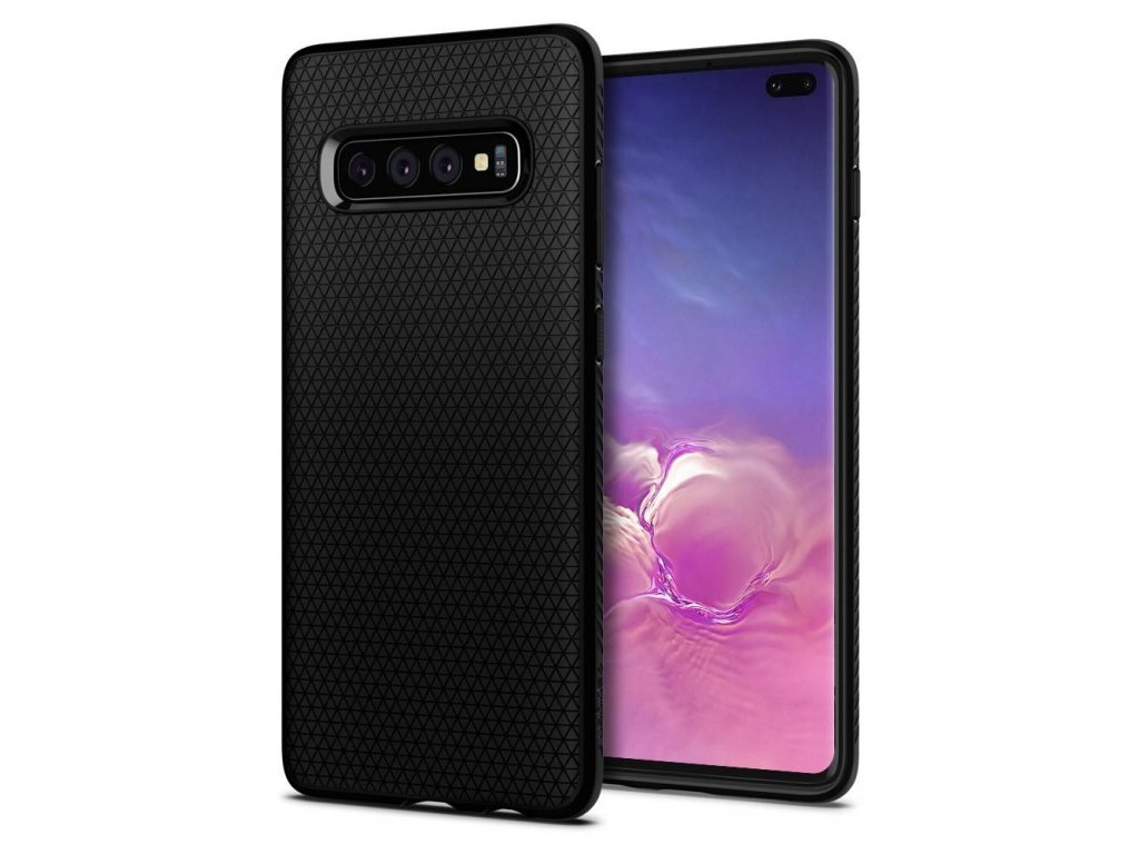 pouzdro SPIGEN liquid air galaxy matte S10 Plus