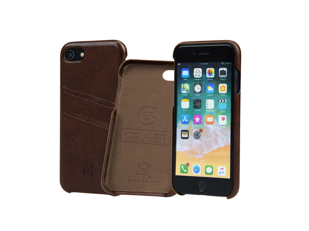 32915 hnedy obal pro iphone x xs carastyle shell vaccehtto mogano