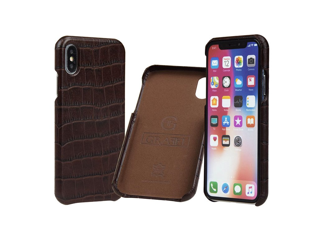 crocco dark brown cover carastyle iphone krytnamobil.cz