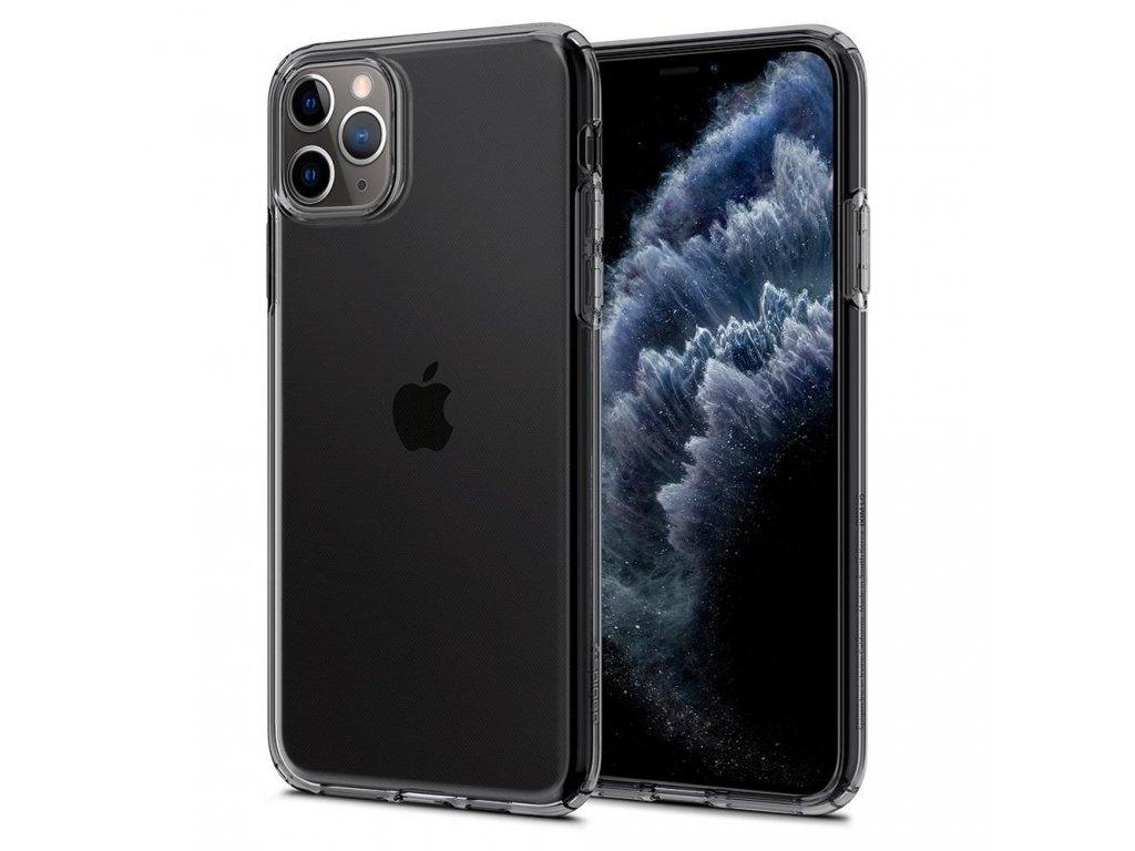 Průhledný obal Spigen Liquid Crystal pro iPhone 11 Pro