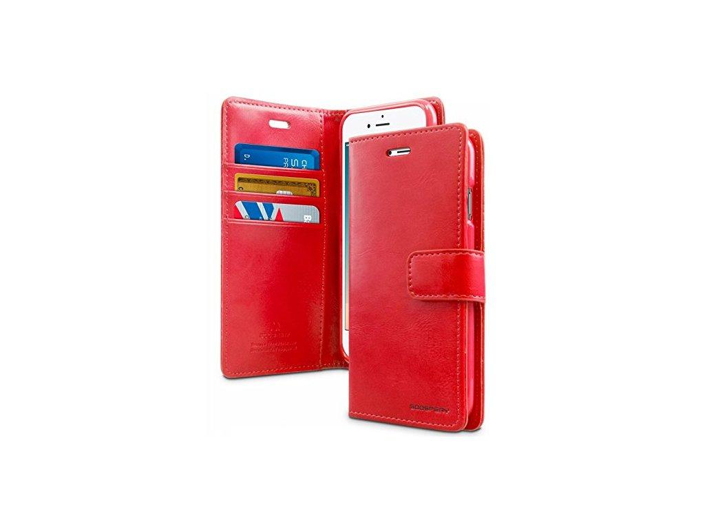 Pouzdro obal na Huawei Mate 20 Bluemoon Diary krytnamobil.cz