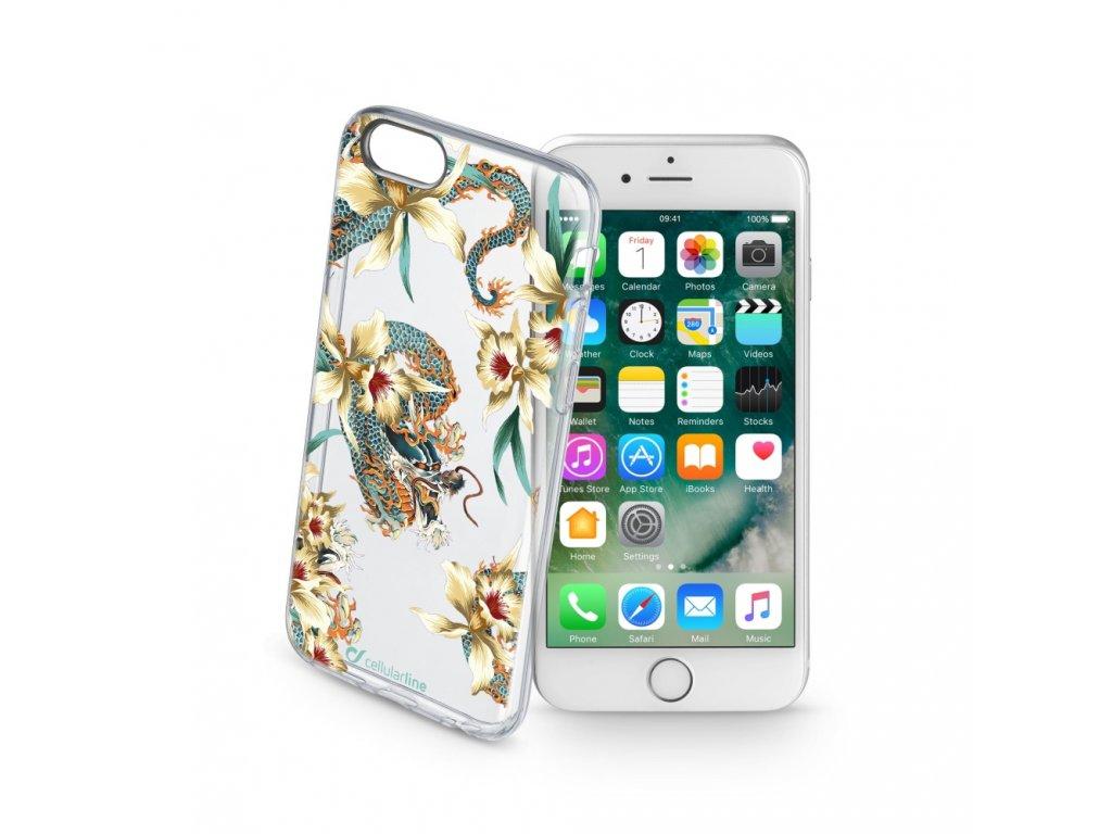 8280 3 pruhledny obal cellularline dragons pro iphone 7 8 se 2020