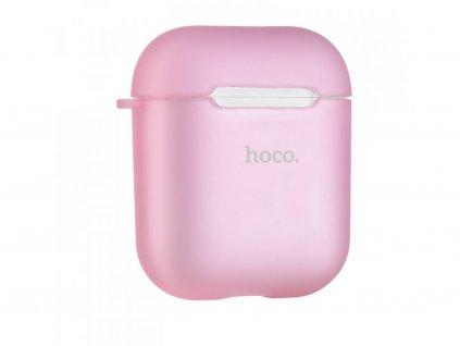 14349 pouzdro pro sluchatka airpods hoco case pink
