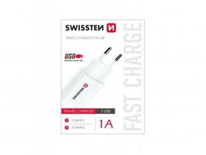 swissten sitovy adapter na usb 1a power bily krytnamobil (3)