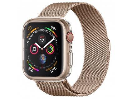 Pouzdro / kryt pro Apple Watch 4 (44mm) - Spigen Liquid Crystal Clear průhledný