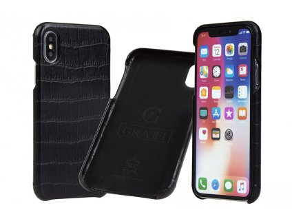 crocco black cover carastyle iphone xs max krytnamobil.cz