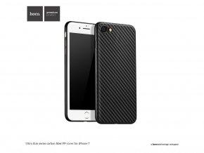 6485 pouzdro kryt pro apple iphone 7 8 hoco light black(1)