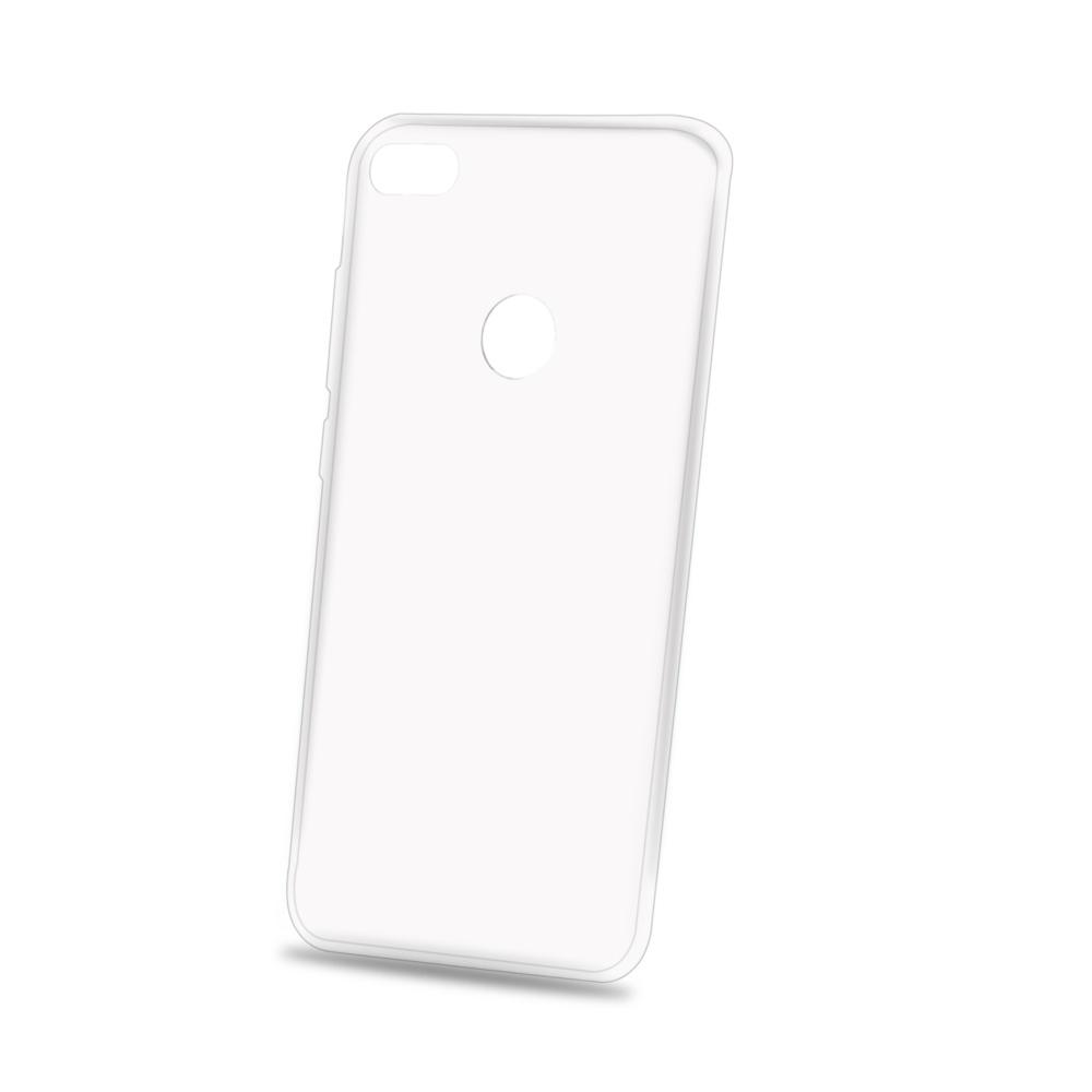TPU pouzdro CELLY Gelskin pro Huawei P8/P9 Lite (2017), bezbarvé