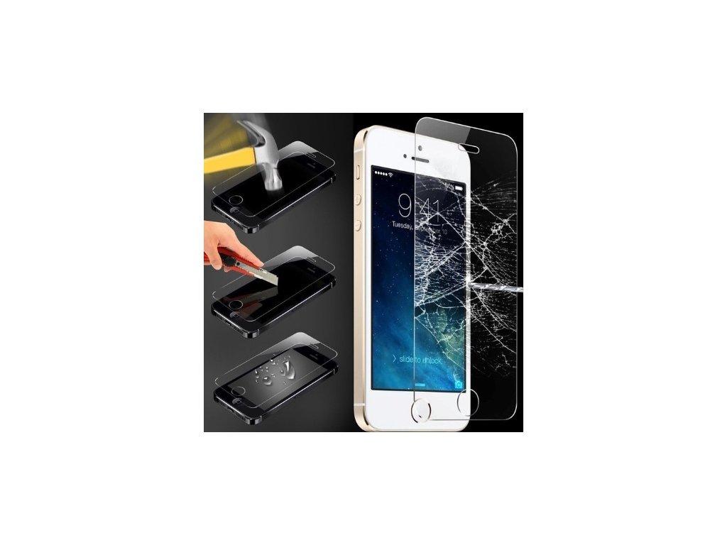 Tvrzené sklo 2,5D pro Apple iPhone SE 5S 5