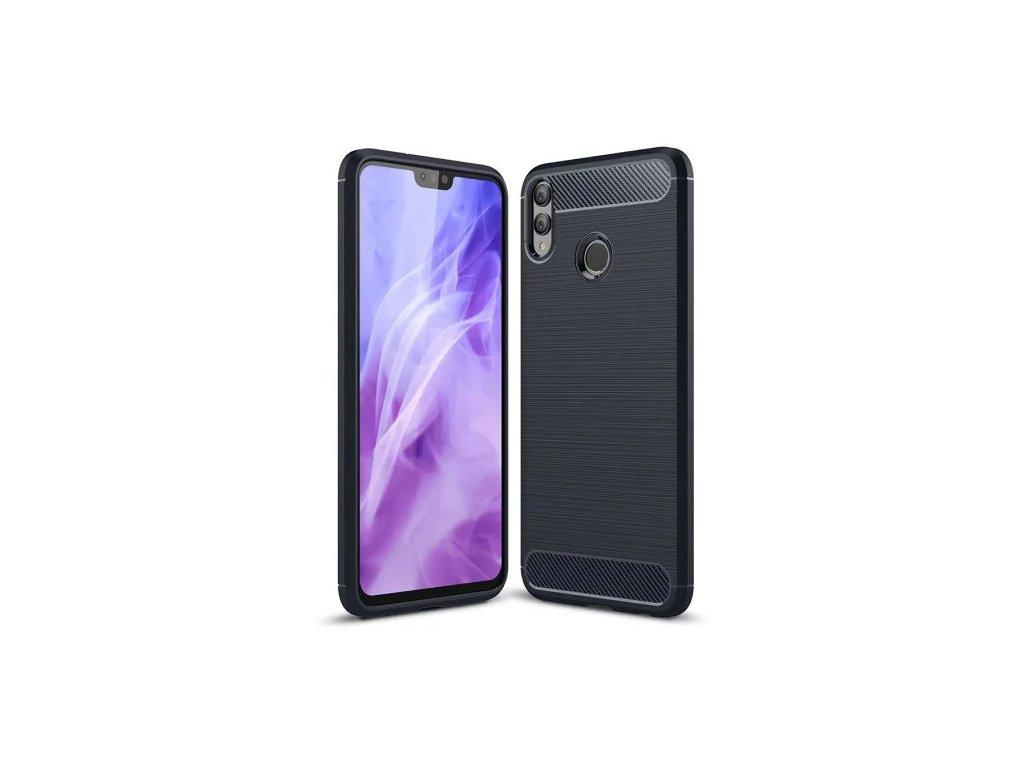 Silikonový obal CARBON pro Samsung Galaxy S9 G960 - černý
