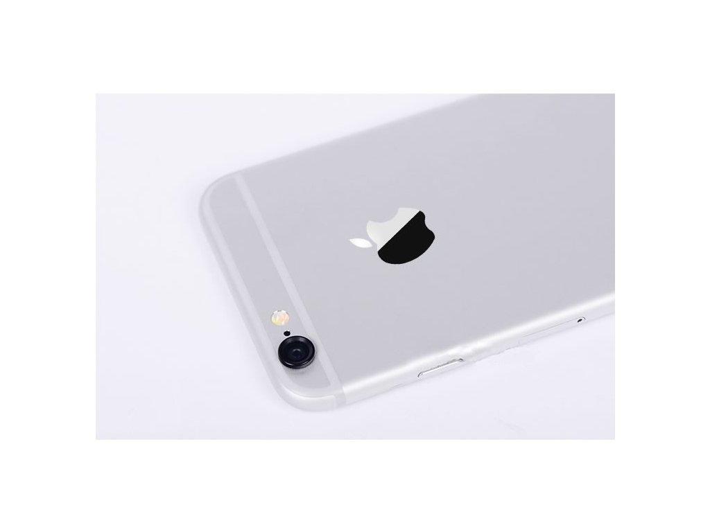 Ochranný kroužek pro kameru iPhone 6 - černý
