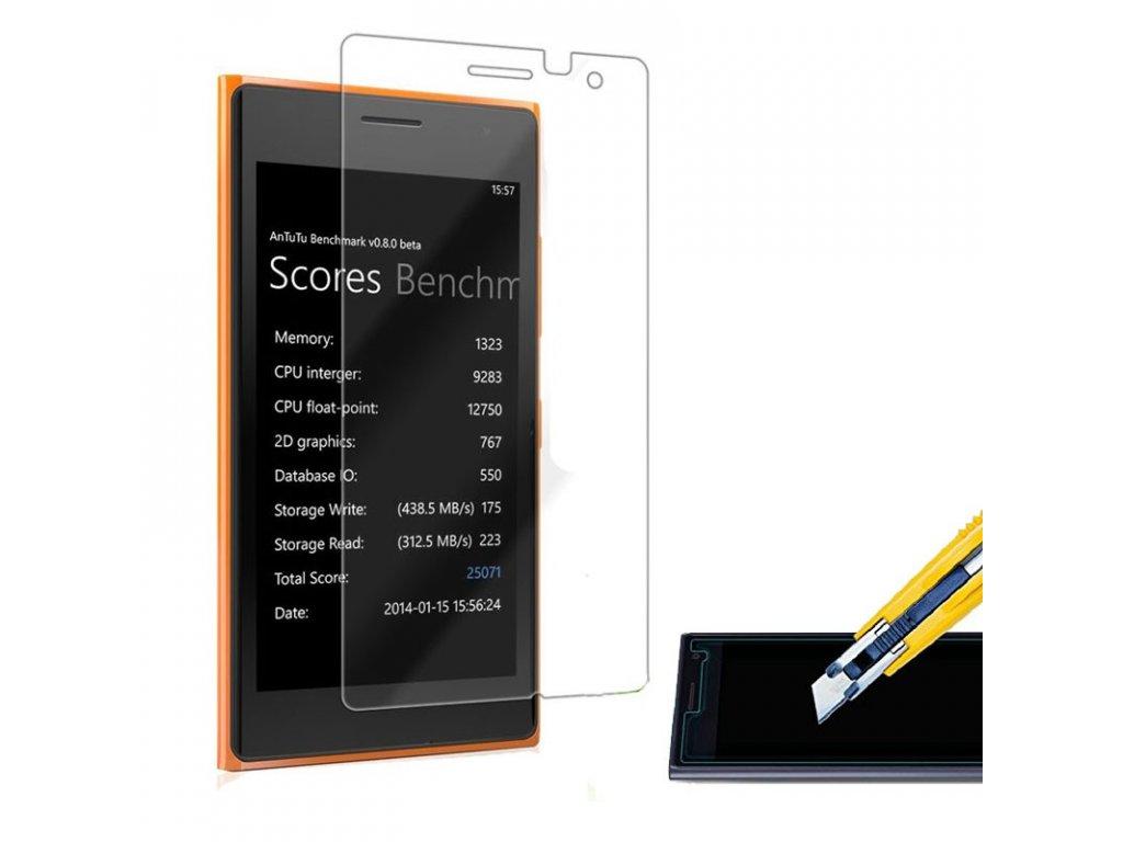 Tvrzené sklo 2,5D pro Nokia Lumia 730 735