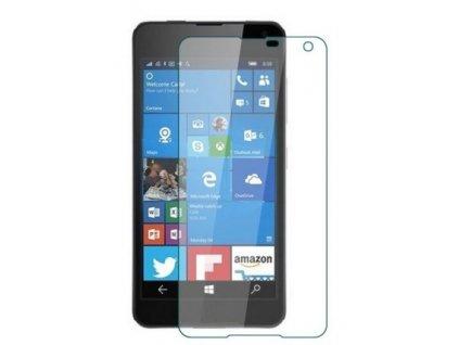 Tvrzené sklo 2,5D pro Microsoft Lumia 650