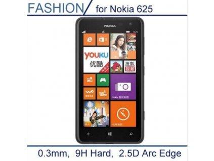 Tvrzené sklo 2,5D pro Nokia Lumia 625