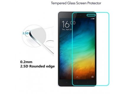 Tvrzené sklo 2,5D pro Xiaomi Mi4i / Mi4c