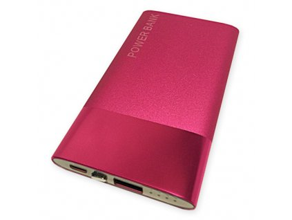 Externí baterie iSaprio Bank Pink 6000 mAh