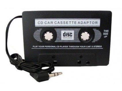 Kazetový adaptér pro MP3 CD autorádio TRANSMITTER