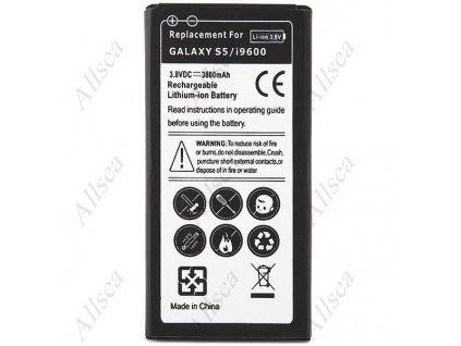 Baterie pro Samsung Galaxy S5 G900 3800mAh