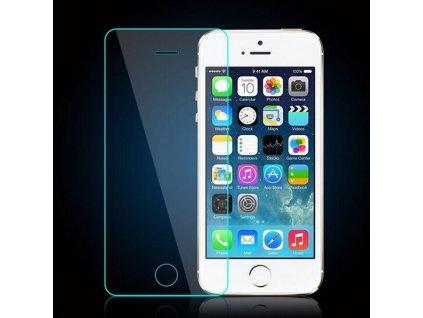 Tvrzené sklo 2,5D pro iPhone 5 5S 5C SE přední + zadní