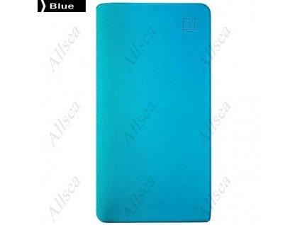 Silikonové pouzdro pro PowerBank OnePlus 10000 mAh - Modré