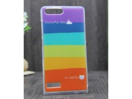 Plastový obal COLORFUL DAY pro Huawei P7 Mini