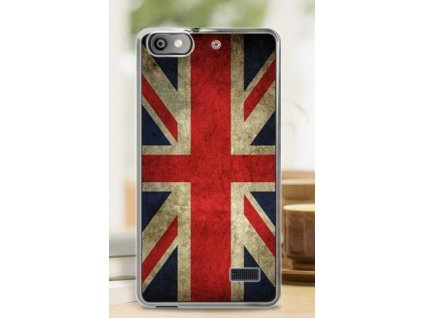 Silikonový obal BRITAIN pro HUAWEI Honor 4C